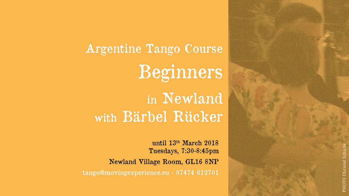 Tango in Newland – Beginners Classes 2018