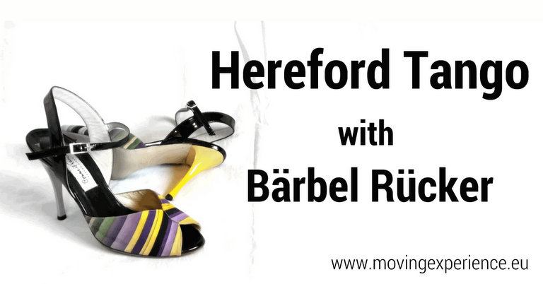 Hereford Tango with Bärbel Rücker