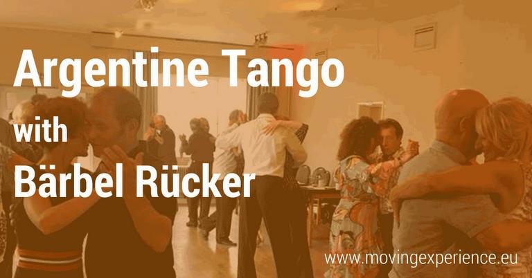 Argentine Tango in Newland with Bärbel Rücker