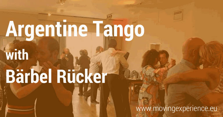 Argentine Tango in Newland with Bärbel Rücker