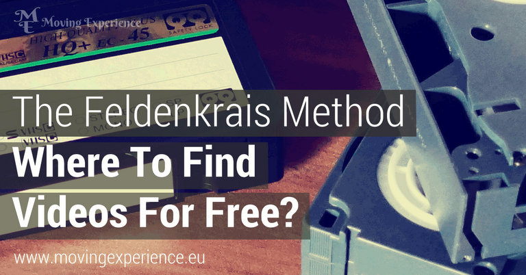 Free Videos about The Feldenkrais Method