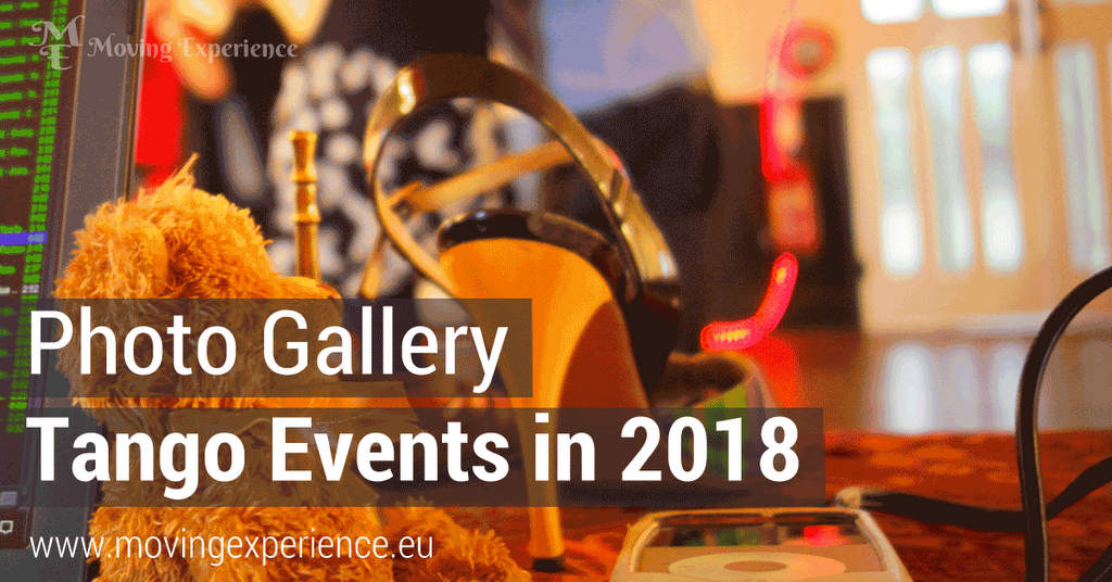Photo Gallery Tango Events in 2018
