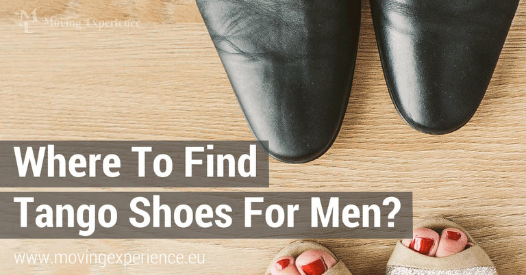 Where To Find Tango Shoes For Men?