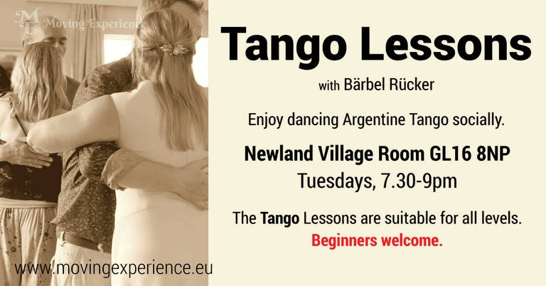 Argentine Tango Classes in The Forest Of Dean