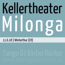 Kellertheater Milonga in Winterthur