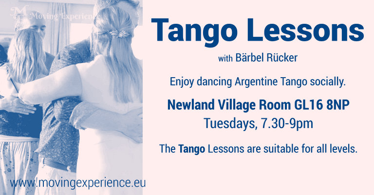 Tango in Newland – Classes 2018