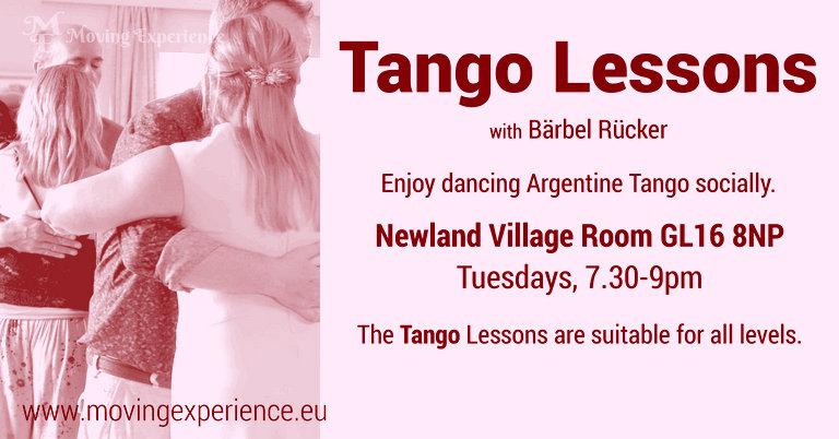 Tango in Newland – Classes 2018