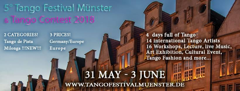 Tango Festival Münster with DJ Bärbel