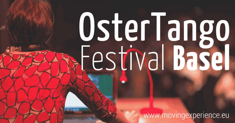OsterTango Festival Basel with DJ Bärbel