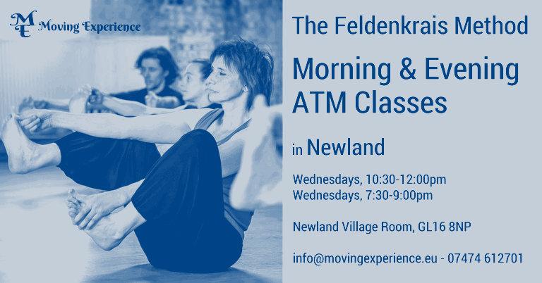 Evening Feldenkrais Class