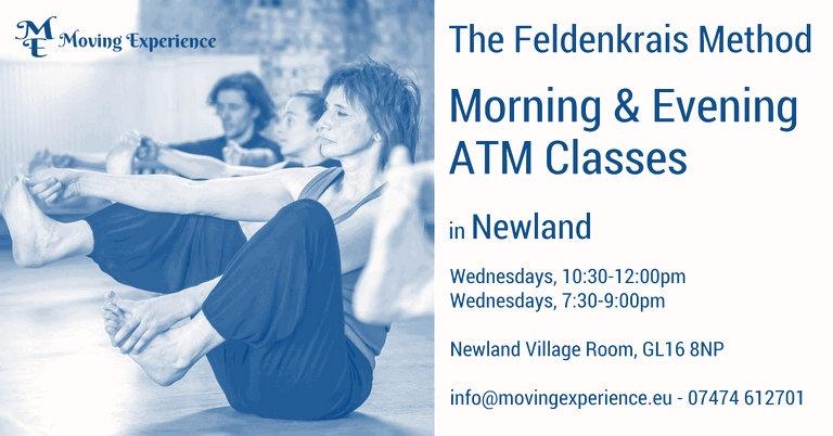 Morning Feldenkrais Class