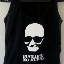 'Pugliese No Murio' t-shirt