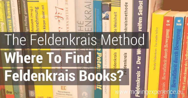 Find Feldenkrais Books