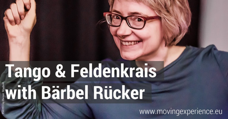 Tango and Feldenkrais with Bärbel Rücker
