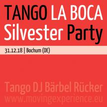SilvesterParty mit DJ Bärbel