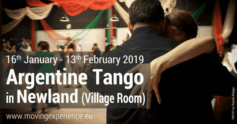 Argentine Tango in Newland 2019