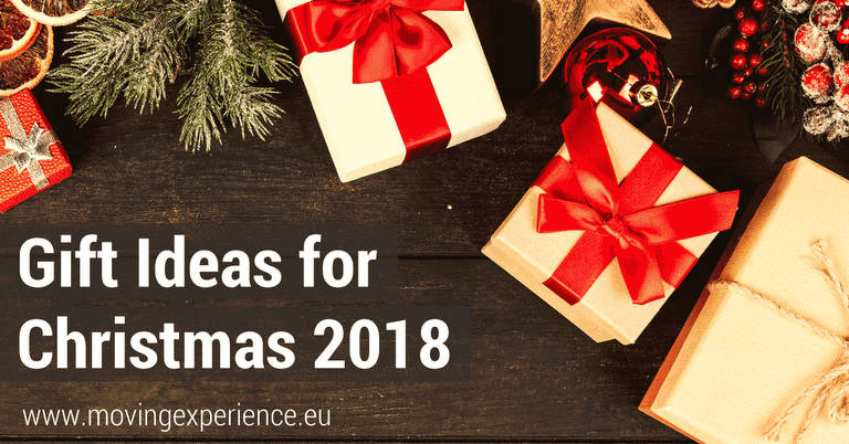 Gift ideas for Christmas 2018