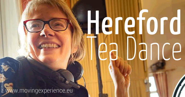 Hereford Tango Tea Dance