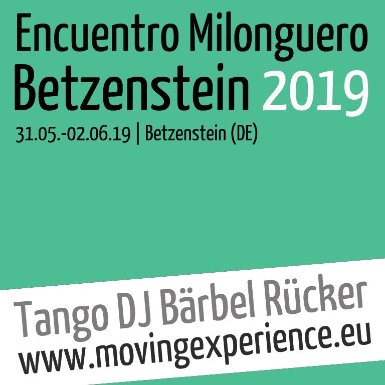 Tango DJ Bärbel in Betzenstein