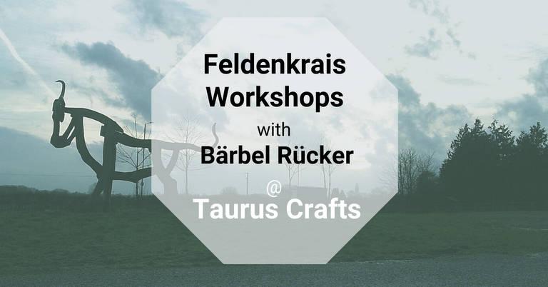 Feldenkrais Workshops at Taurus Crafts