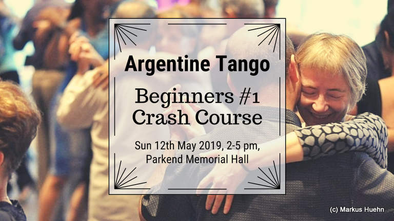Learn Argentine Tango.