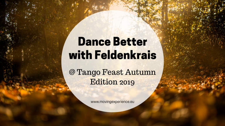 Dance Better with Feldenkrais @ Tango Feast