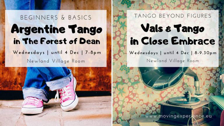 Argentine Tango in Newland