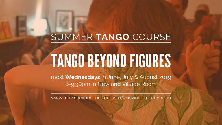 Argentine Tango Group Classes in Newland
