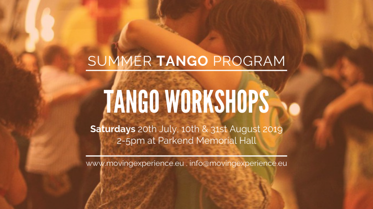 Argentine Tango Workshops in Parkend
