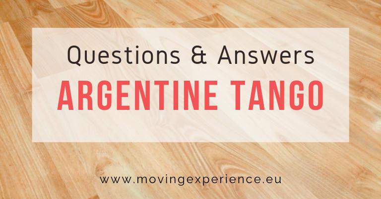 Questions & Answers – Argentine Tango