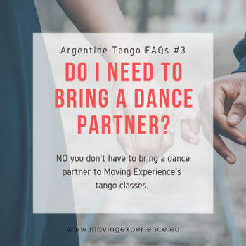 Questions & Answers Argentine Tango #3