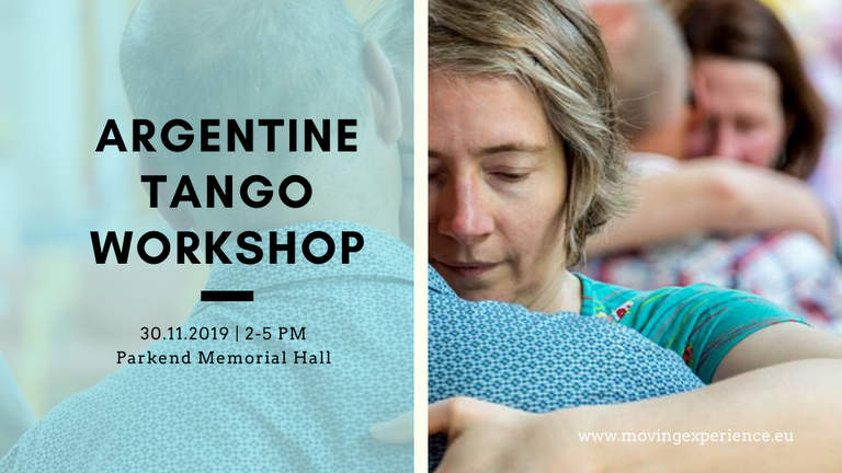 Argentine Tango Workshops in Parkend with Bärbel