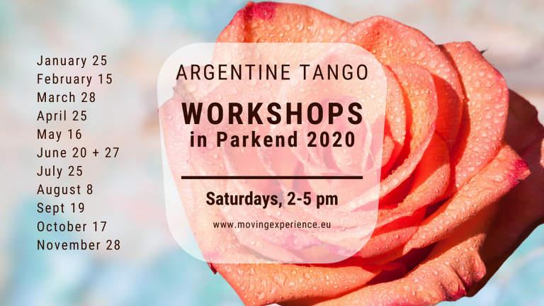 Argentine Tango Workshops in Parkend