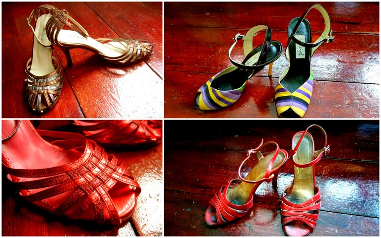 Second Hand Tango Shoes