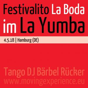 Festivalito La Boda im La Yumba Hamburg
