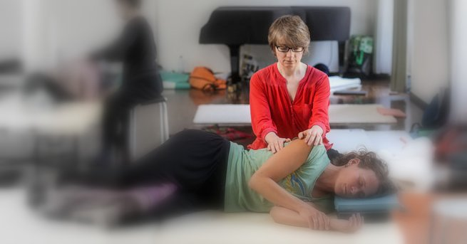The Feldenkrais Method with Bärbel Rücker