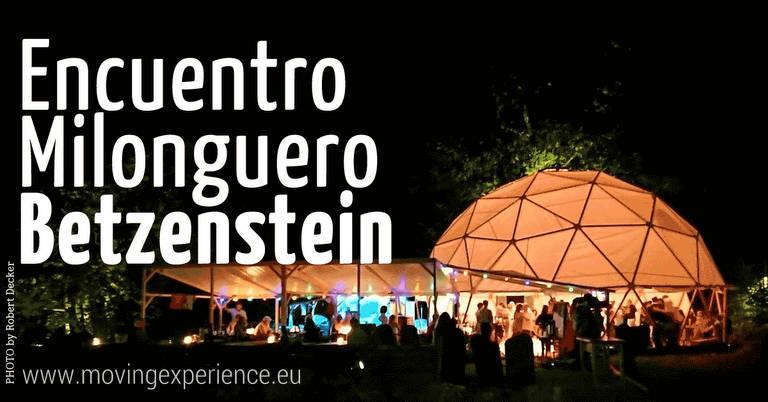 Encuentro Milonguero Betzenstein