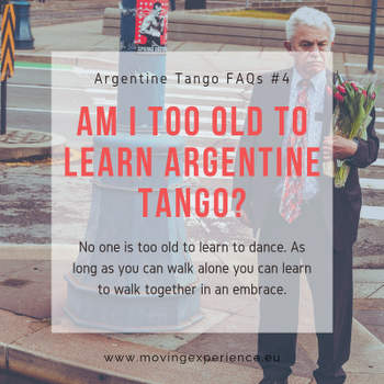 Questions & Answers Argentine Tango #4