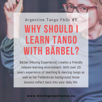 Questions & Answers Argentine Tango #9