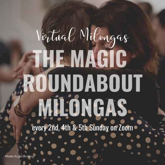 Virtual Milonga