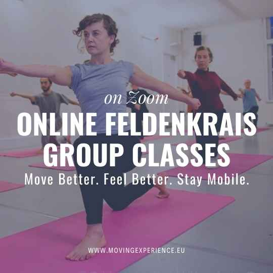 Online Feldenkrais Group Classes