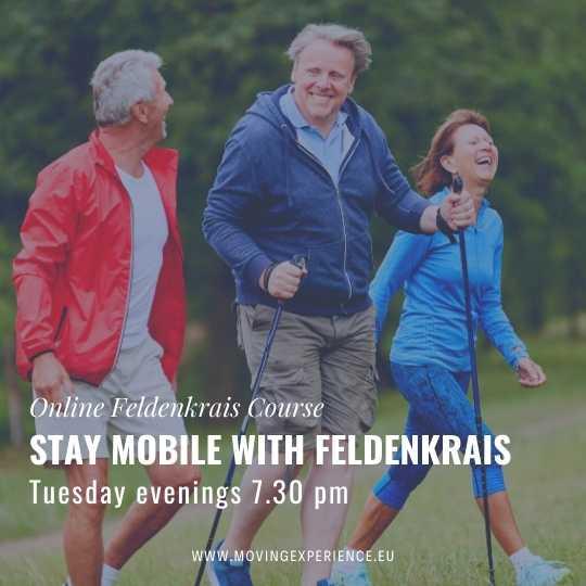 Stay Mobile with Feldenkrais