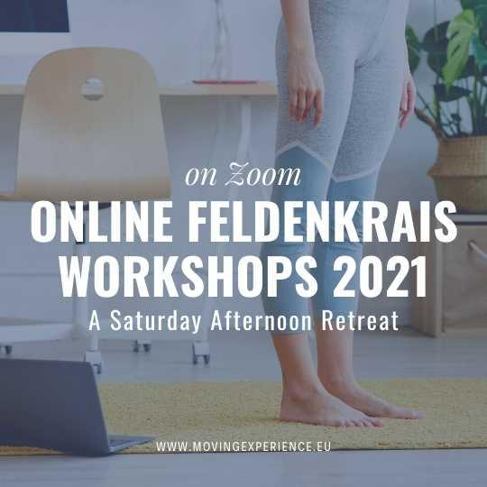 Online Feldenkrais Workshops